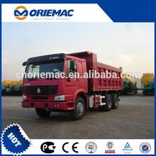 336hp 6*4 sinotruck howo volcado de camiones para la venta( zz3257n3647a)