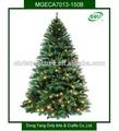 2014 nuevo estilo Artificial iluminadas calientes BSCI árboles navidad