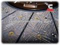 De alta calidad parte del motor diesel del embrague de disco impulsado assy fábrica/fabricante/distribuidora/mayorista para kinglong/higer/zonda