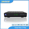 New Cloud Ibox 2 Plus strong decoder with Enigma2 Linux
