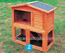 Wooden Rabbit House Rabbit Hutch SRH-001