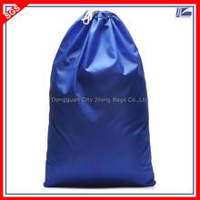 Custom 100% Polyester Drawstring Ballroom Dance Shoe Bags