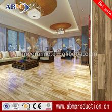 HOT SALE 200*1000mm indoor ceramic tile walnut wood