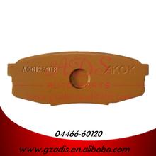FOR GRJ200/UZJ200/LAND CRUISER BRAKE PAD FOR TOYOTA CARS OEM: 04466-60120