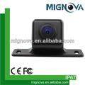 ccd de alta definición caliente de ventas a prueba de agua fácil de instalar retrovisores de coches de cámaras