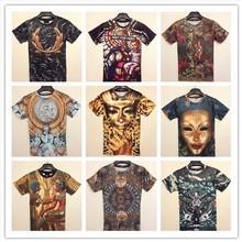 fashion custom design 3d printing t shirt 3d model