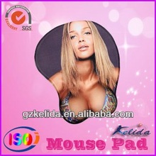 nude Europe sexy women painting mouse pad 2014 picture