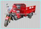 Petrol operated cargo three wheeler