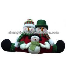 (XD-62)Santa christmas decoration,door stopper,christmas stopper