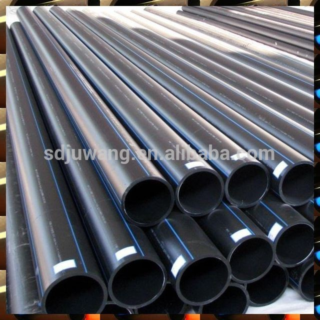 Black Plastic Water Pipe Roll Plastic Pipe For Sale Types