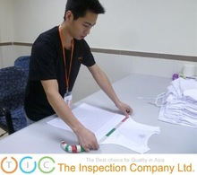 Sample Testing certificate sample quality inspection- IRAN ( Whole Asia )