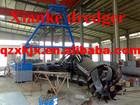 Sand Mining Dredging Machinery