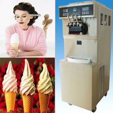 2014 new type hot sale spaghetti ice cream machine ks-7254
