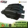 OE quality D1456-8656 brake Pad for SEAT and SKODA Cars (OE NO.:5K0698451)
