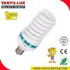High Power 65W 17MM 6500K 8000H CFL Full Spiral Energy Saving Bulb Lamp