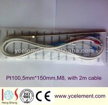 WZP pt100 sensor thermocouple pt100