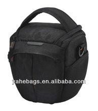 black dslr bag camera bag