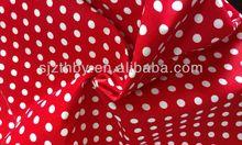 100% cotton 30*30 78*65 wholesale 100% cotton colorful dot cotton fabric