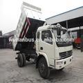 Caliente nueva condición 4 x 2 5-10Ton de carga camión / volquete