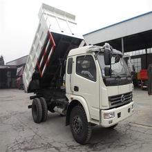 Hot Sale New Condition 4x2 5-10Ton Payload Light Dump Truck/Tipper Truck