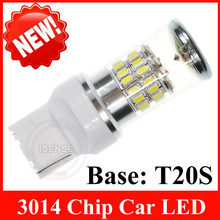 Chinese cars marketing wholesale 12v led 3014, led light t20s base, 7440 led lamp for toyota crown royal saloon