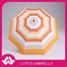 sun protecting aluminum umbrella