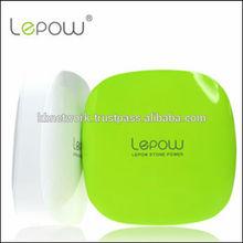 Newest High Capacity Lepow Portable Power Bank, Minimalistically Designed For Smartphone, 6000 mAh