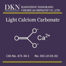 Highest Quality Light Calcium carbonate CAS NO.471-34-1
