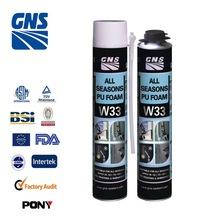 sealant pu foam spray pu foam wheel 2.50-4