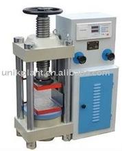 concrete block strenght testing machine