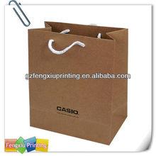 Package 2015 Hot Sale Recycle Brown Paper Bag