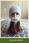 031 Beard Hat Beanie Ski Mask Face Mask Winter Hat Unisex Snowboard Hat