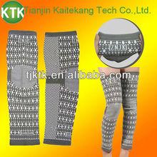 Popular with ladies sports healthcare long knee brace KTK-S001LE