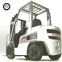 2.5T Forklift great logistic equipment Nissan Forklift truck