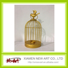 Pet Product Metal Wholesale Decorative Canary Bird Cages Wedding