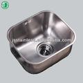China 304 inox pia da cozinha ou pequeno mão pia de lavar e portátil sink unidade JA001