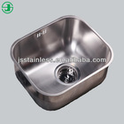 China 304 kitchen sink stainless or small hand washing sink and portable sink unit JA001