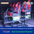 6 dof más nuevo concepto-- fantasma 9d cine/simulador de teatro para el mercado de ultramar con el mejor precio