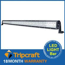 High quality 16800LM 240W DRIVING LED LIGHT BAR Led flexible Lighting Bar atv excavator Offroad Driving Led Light Bar