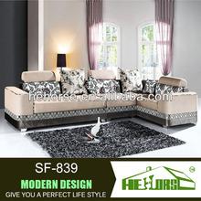 modern vintage leather baby sofa germany SF839#