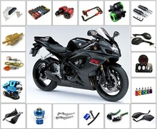 Chinese manufacturer Custom CNC aluminum accessories for motorcycle