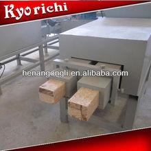 PID adjusting compress machine for wood sawdust/sawdust compressor/compress wood sawdust block