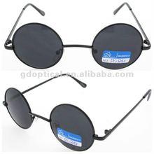 vintage retro round metal sunglasses