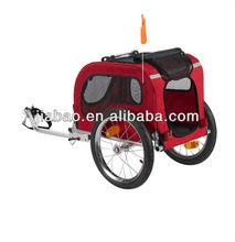 small size pet bike trailer pet product