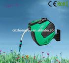 New arrive expanding automatic rewind garden hose reel for 20m