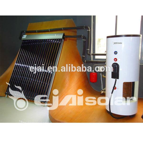 ที่มีคุณภาพที่ดีที่สุดสำหรับใช้ในครัวเรือนแยกแรงดันเครื่องทำน้ำอุ่นพลังงานแสงอาทิตย์( 150ลิตร- 700ลิตร)