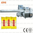 Automatic Fast Spaghetti Pasta Noodle Pillow Type Packing Machinery JY-280/DXD-280 With Good Performance