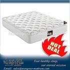 Kingdom mattress long warranty innerspring pillow top mattress