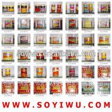Vela TRADING ORIENTAL mayorista fabricantes de Yiwu mercado para velas
