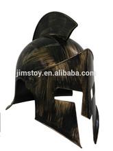 HOT SELLING! Unisex PE Plastic Roman War Helmet EN71 Certificate
